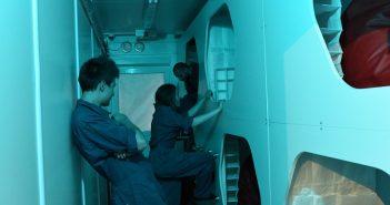 Inauguracja sezonu naukowego w habitacie Lunares