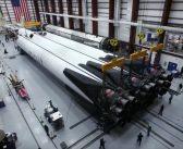 Przygotowania do drugiego startu Falcona Heavy