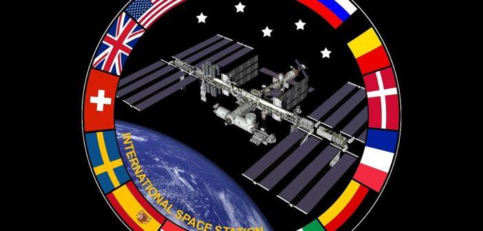 Logo ISS / Credits - NASA