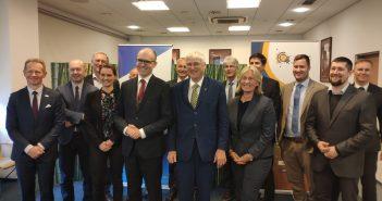 Spotkanie pomiędzy DLR a POLSA / Credits - POLSA