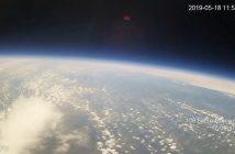 Spojrzenie z wysokości 27 km - lot KPH-03 / Credits - SP3KPH