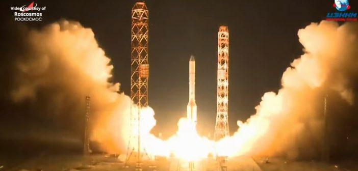 Start Protona-M - 30.05.2019 / Credits - Roskosmos