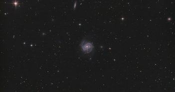 Zdjęcie supernowej SN 2019ehk z 7 maja 2019 / Credits - Maciej Jarmoc
