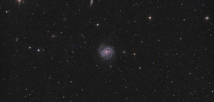 SN 2019ehk – polska supernowa
