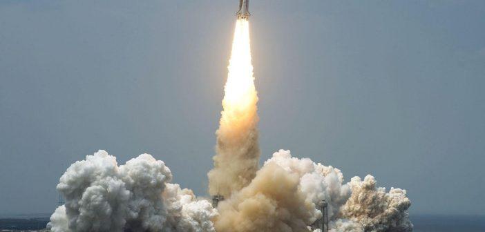 Start misji STS-125 / Credits - NASA