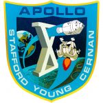 Logo misji Apollo 10 / Credits - NASA