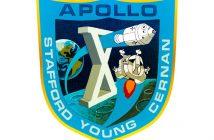 Logo misji Apollo 10 / Credits - NASA