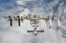 Spojrzenie na Międzynarodową Stację Kosmiczną / Credits - NASA