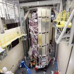 Platforma satelitarna JWST po zakończeniu testów termiczno-próżniowych / Credits - Northrop Grumman