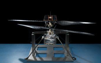Helikopter dla misji Mars 2020 / Credits - NASA, JPL
