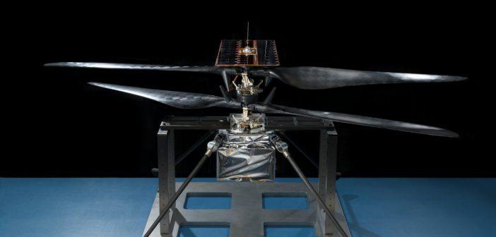Końcowe testy marsjańskiego helikoptera