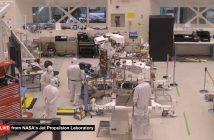 Stan prac nad łazikiem Mars 2020 - zdjęcie z 7 czerwca 2019 / Credits - NASA, JPL