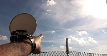 Komunikacja z Es'Hail 2 (radiowa oczywiście!) / Credits - Marcin Stolarski