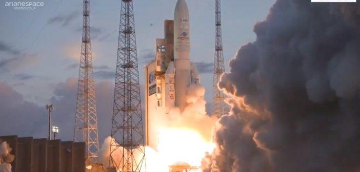 Start Ariane 5 - 20.06.2019 / Credits - Arianespace
