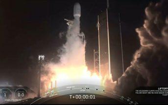 Start rakiety Falcon Heavy - 25.06.2019 / Credits - SpaceX