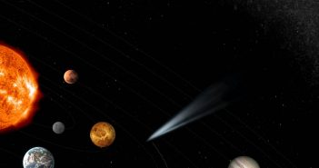 Koncepcja misji Comet Interceptor / Credits - ESA
