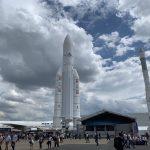 Stanowisko ESA na Le Bourget 2019 / Credits - Remco Timmermans (@timmermansr)