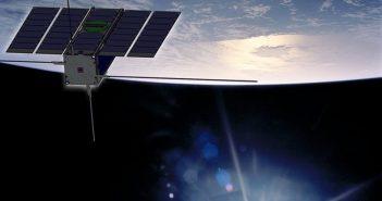 Wizja satelity OPS-Sat na orbicie / Credits - ESAWizja satelity OPS-Sat na orbicie / Credits - ESA