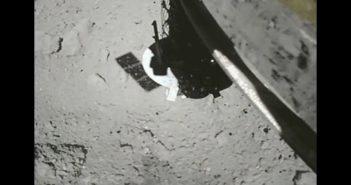 Hayabusa 2 – nagranie z drugiego lądowania