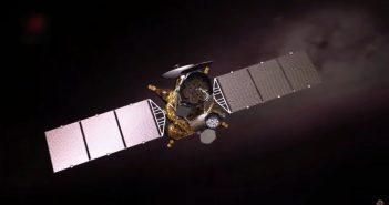 Wizualizacja Spektr-RG / Credits - Russian Space Research Institute