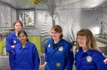 Zespół misji symulacji księżycowej