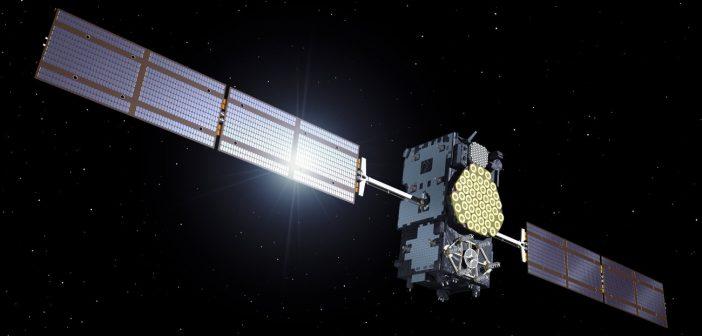 Satelita konstelacji Galileo / Credits - GSAqSatelita konstelacji Galileo / Credits - GSA