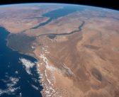 Rzeka Nil z orbity