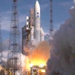 Start Ariane 5 - 6 sierpnia 2019 / Credits - Arianespace