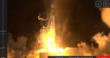 Start rakiety Electron - 19.08.2019 / Credits - RocketLab