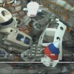 Skybot-850 podczas startu / Credits - NASA TV