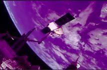 Dragon CRS-18 opuszcza ISS - 27 sierpnia 2019 / Credits - NASA TV