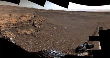 Spojrzenie na Teal Ridge z czerwca 2019 / Credits - NASA/JPL-Caltech/MSSS
