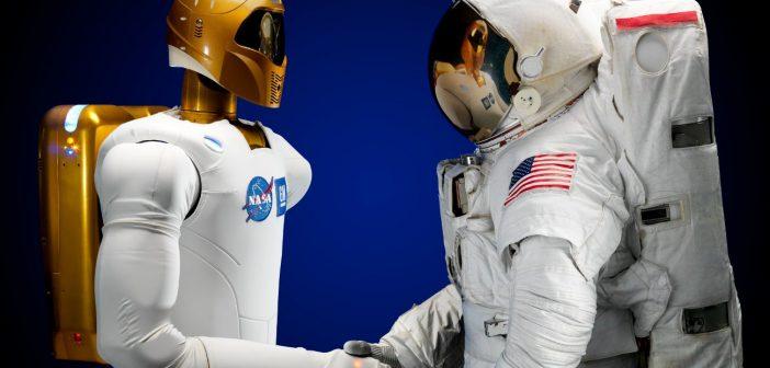 Robonauta 2 wraca na ISS