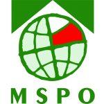 Logo targów MSPO / Credits - MSPO