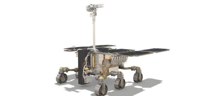ExoMars opóźniony do 2022