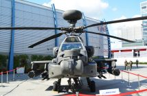 AH-64D na MSPO 2019 / Credits - Kosmonauta.net