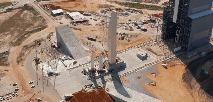 Prace nad wyrzutnią rakiety Ariane 6 / Credits - ESA