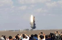 Start rakiety CZ-11 - 19.09.2019 / Credits - CCTV, weibo
