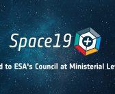 Początek Rady Ministerialnej ESA
