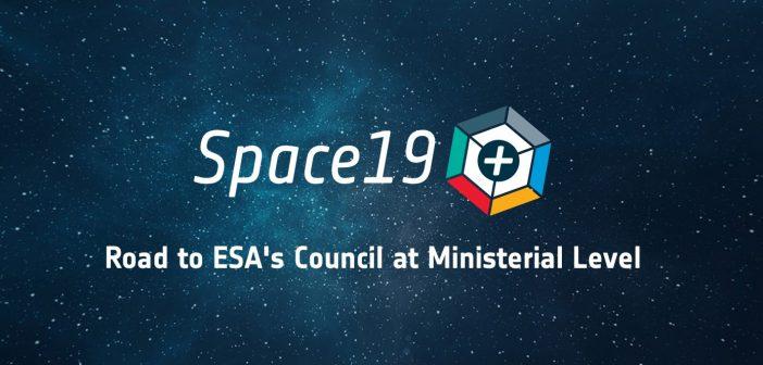 Rada Ministerialna ESA 2019 / Credits - ESA