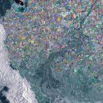 Przeprocesowane dane radarowe regionu Baja California w północnym Meksyku / Credits - Copernicus Sentinel data (2019), processed by ESA