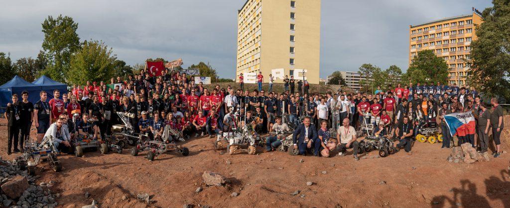 Uczestnicy ERC 2019 / Credits - European Rover Challenge