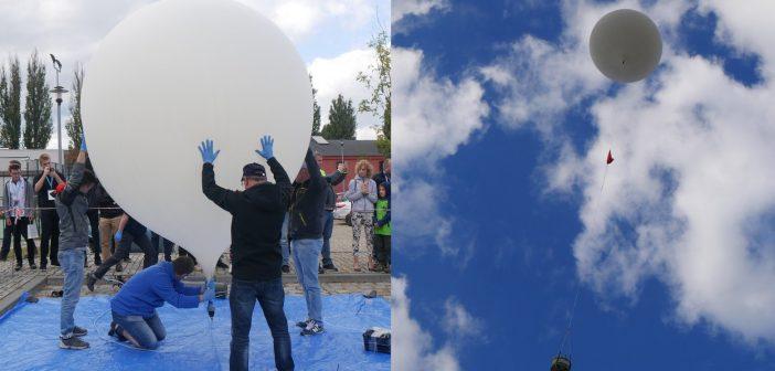 Stratosferyczne eksperymentowanie (18.10.2019)
