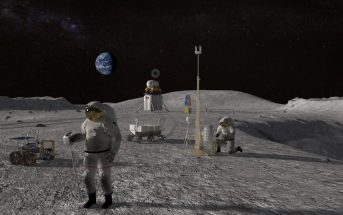 Vision of the Artemis programme - human lunar mission in mid 2020s / Credits - NASA