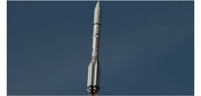 Start rakiety Proton-M - 09.10.2019 / Credits - ILS