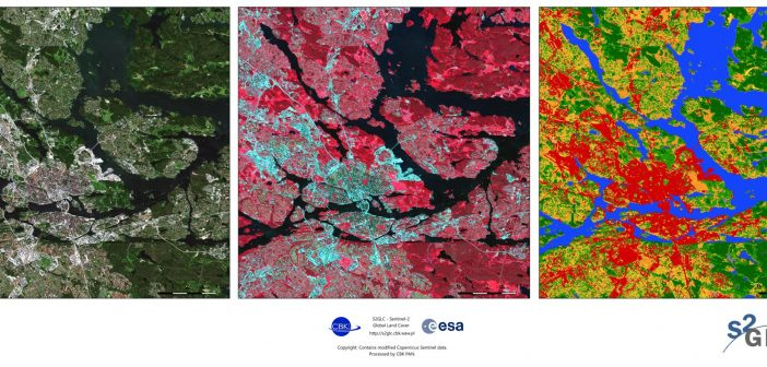 Zooming in on Europe: a new, high-resolution land cover map