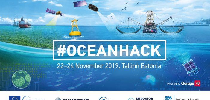 Copernicus Oceanhack (22-24 Nov 2019)