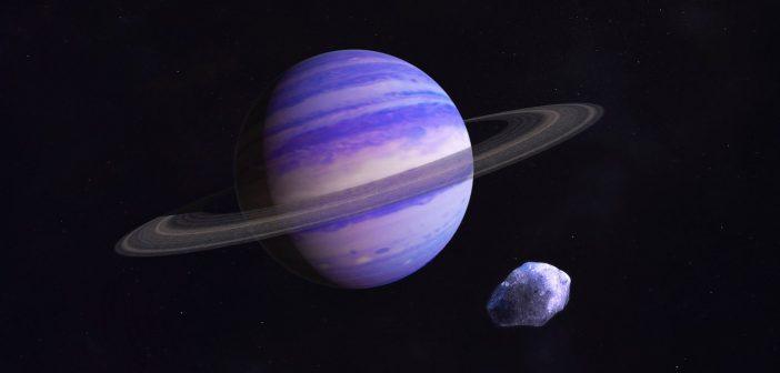 Wizualizacja GJ 15Ac / Credits - NASA, Francis Reddy
