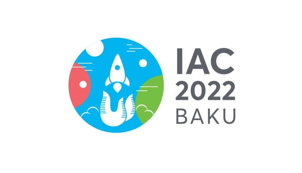 Logo IAC 2022 / Credits - IAF