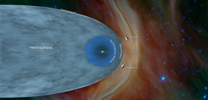 Propozycja chińskiej misji ku granicy Układu Słonecznego
